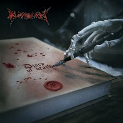 Bloodlost - Diary Of Death - CD