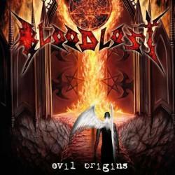 Bloodlost - Evil Origins - CD