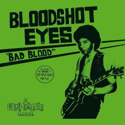 Bloodshot Eyes - Bad Blood - CD SLIPCASE