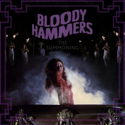 Bloody Hammers - The Summoning - CD DIGIPAK