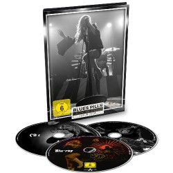 Blues Pills - Lady In Gold - Live In Paris - BLU-RAY + 2CD