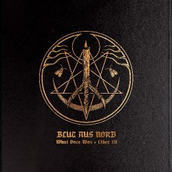 Blut Aus Nord - What Once Was… Liber III - CD DIGISLEEVE