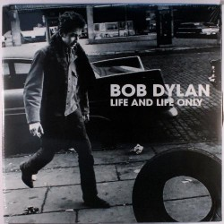 Bob Dylan - Life and Life Only - DOUBLE LP Gatefold