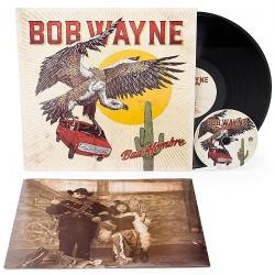 Bob Wayne - Bad Hombre - LP + CD