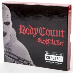 Body Count - Bloodlust - CD BOX