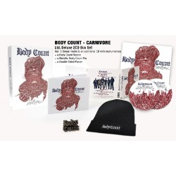 Body Count - Carnivore - 2CD BOX