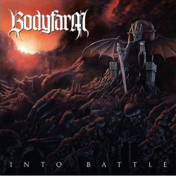 Bodyfarm - Into Battle - CD EP