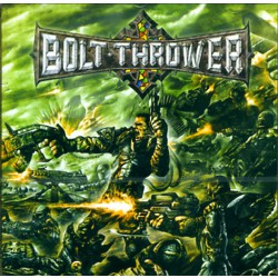 Bolt Thrower - Honour Valour Pride - DOUBLE LP Gatefold