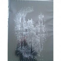 Bölzer - Conflagration - Lithograph