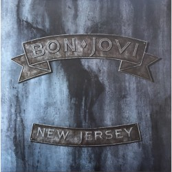 Bon Jovi - New Jersey - DOUBLE LP Gatefold