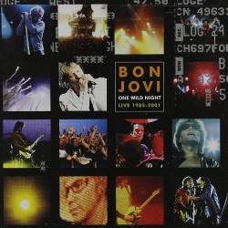 Bon Jovi - One Wild Night Live 1985-2001 - CD