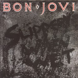 Bon Jovi - Slippery When Wet - CD
