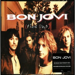 Bon Jovi - These Days - DOUBLE LP
