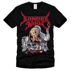 Bonded By Blood - Prototype Death Machine - T-shirt (Men)