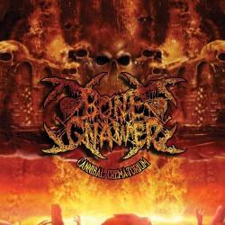 Bone Gnawer - Cannibal Crematorium - LP Gatefold