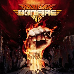 Bonfire - Fistful Of Fire - LP COLOURED
