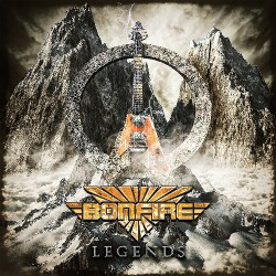 Bonfire - Legends - DOUBLE CD