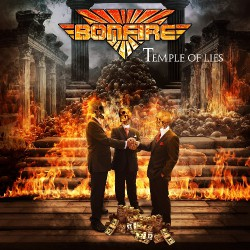 Bonfire - Temple Of Lies - LP Gatefold