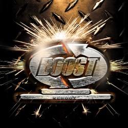 Boost - Reboot - CD DIGIPAK