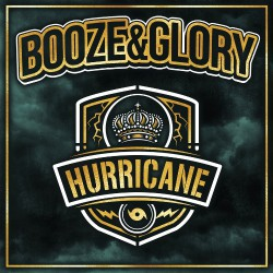 Booze & Glory - Hurricane - LP Gatefold Coloured