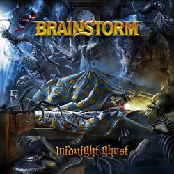 Brainstorm - Midnight Ghost - CD + DVD digibook
