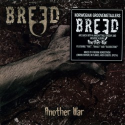 Breed - Another War - CD
