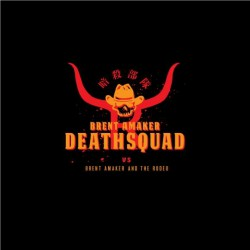 Brent Amaker DeathSquad / Brent Amaker & The Rodeo - Brent Amaker Deathsquad Vs. Brent Amaker And The Rodeo - CD DIGIPAK