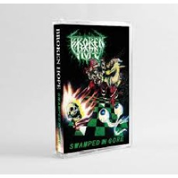 Broken Hope - Swamped In Gore - CASSETTE