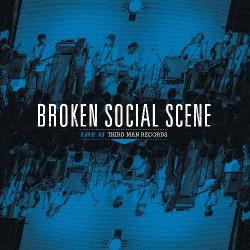 Broken Social Scene - Live At Third Man Records - LP