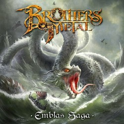 Brothers Of Metal - Emblas Saga - CD DIGIPAK