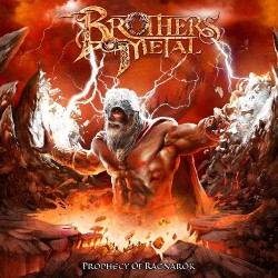 Brothers Of Metal - Prophecy Of Ragnarok - CD