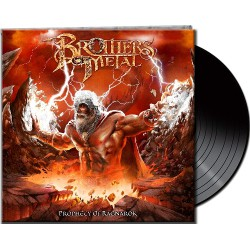 Brothers Of Metal - Prophecy Of Ragnarok - LP Gatefold