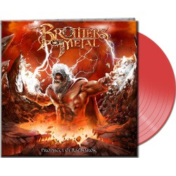 Brothers Of Metal - Prophecy Of Ragnarok - LP Gatefold Coloured