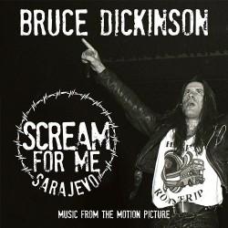Bruce Dickinson - Scream For Me Sarajevo - CD DIGIPAK