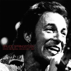 Bruce Springsteen - Dress Rehearsal Broadcast 1992 - DOUBLE LP GATEFOLD COLOURED