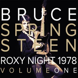 Bruce Springsteen - Roxy Night 1978 Volume One - DOUBLE LP Gatefold