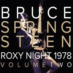 Bruce Springsteen - Roxy Night 1978 Volume Two - DOUBLE LP Gatefold