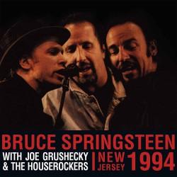 Bruce Springsteen - With Joe Grushecky & The Houserockers - New Jersey 1994 - DOUBLE LP Gatefold
