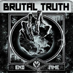 Brutal Truth - End Time - CD