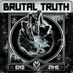 Brutal Truth - End Time - CD