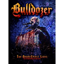 Bulldozer - The NeuroSpirit Lives - DVD + CD DIGIPAK
