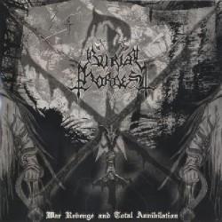 Burial Hordes - War Revenge And Total Annihilation - CD