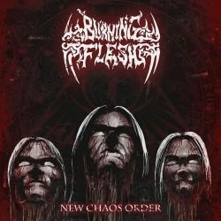 Burning Flesh - New Chaos Order - CD