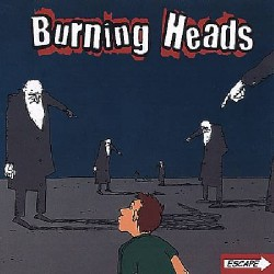 Burning Heads - Escape - CD