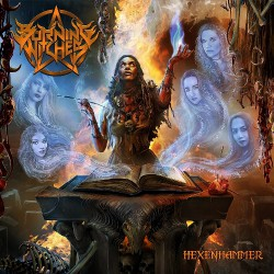 Burning Witches - Hexenhammer - CD