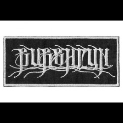 Burshtyn - Logo - EMBROIDERED PATCH
