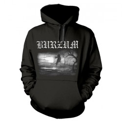 Burzum - Aske 2013 - Hooded Sweat Shirt (Men)