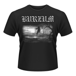 Burzum - Aske 2013 - T-shirt (Men)
