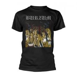 Burzum - Burning Witches - T-shirt (Men)