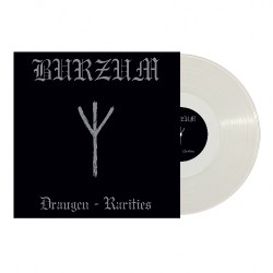 Burzum - Draugen - Rarities - DOUBLE LP GATEFOLD COLOURED